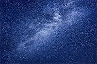 A background image of the milky way stars Stock Photo - Royalty-Freenull, Code: 400-07676373