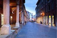Italy, Veneto, Padua. One of the streets in the city centre. Stock Photo - Premium Rights-Managed, Artist: AWL Images, Code: 862-07690231