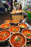 food stalls - Asia, Republic of Korea, South Korea, Seoul, Nandaemun food market Stock Photo - Premium Rights-Managed, Artist: AWL Images, Code: 862-07690745