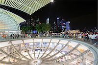 people on mall - South East Asia, Singapore, Marina Bay Sands Mall Stock Photo - Premium Rights-Managed, Artist: AWL Images, Code: 862-07690831