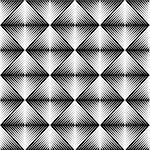 Design seamless square trellised pattern. Abstract geometric monochrome background. Speckled texture. Vector art
