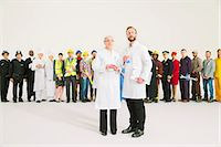 entry field - Portrait of diverse workers Stock Photo - Premium Royalty-Freenull, Code: 6113-07730620