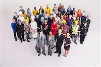 Diverse workforce Stock Photo - Premium Royalty-Freenull, Code: 6113-07730690