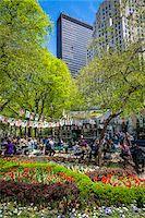 restaurant new york manhattan - Madison Square Park, Flatiron District, New York City, New York, USA Stock Photo - Premium Rights-Managednull, Code: 700-07744959