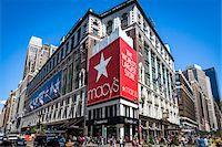 Macy's, New York City, New York, USA Stock Photo - Premium Rights-Managednull, Code: 700-07745144