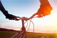 Mountain biking Stock Photo - Royalty-Freenull, Code: 400-07745609