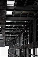 pattern (man made design) - Diminishing perspective of skyscraper Stock Photo - Premium Royalty-Freenull, Code: 653-07761326