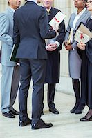 Judges and lawyers talking in courthouse Stock Photo - Premium Royalty-Freenull, Code: 6113-07762440