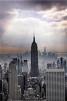 New York skyscrapers, New York City, USA Stock Photo - Premium Royalty-Freenull, Code: 6102-07768730
