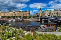 stockholm - Harbour and waterfront, Ostermalm, Stockholm, Sweden Stock Photo - Premium Rights-Managednull, Code: 700-07783831