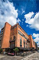 Sidewalk Cafe, Tjuvholmen, Frogner, Oslo, Norway Stock Photo - Premium Rights-Managednull, Code: 700-07783916