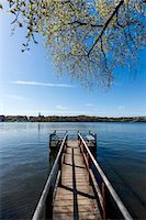 stockholm - Jetty at Riddarfjarden Stock Photo - Premium Royalty-Freenull, Code: 6102-07842963