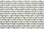 Close-up of Brick Wall, Norderney, East Frisia Island, North Sea, Lower Saxony, Germany