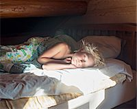 Girl sleeping Stock Photo - Premium Royalty-Freenull, Code: 6102-08001463