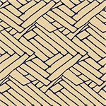 Seamless pattern in doodle style. Vector illustration.