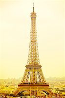 Eiffel Tower, Champ de Mars, Paris, France Stock Photo - Premium Rights-Managednull, Code: 700-08059881