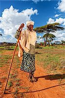 The old man from Borana tribe in Southern Ethiopia Stock Photo - Premium Royalty-Freenull, Code: 6106-08080644