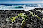 Coastal view of Atlantic Ocean, Aran Islands, Republic of Ireland
