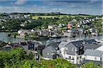 Scenic view of fishing town of Kinsale, Republic of Ireland
