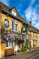 Stow-on the-Wold, Gloucestershire, The Cotswolds, England, United Kingdom Stock Photo - Premium Rights-Managednull, Code: 700-08122105