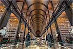 Trinity College Library, Dublin, Leinster, Ireland