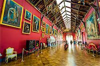 The Picture Gallery Wing, Kilkenny Castle, Kilkenny, Kilkenny County, Ireland Stock Photo - Premium Rights-Managednull, Code: 700-08146324