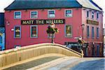 Exterior of Restaurant and Pub, Kilkenny, County Kilkenny, Ireland