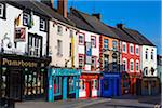 Buildings, pubs, restaurants and stores, Kilkenny, County Kilkenny, Ireland