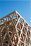 Chile Pavilion, designed by Cristian Undurraga at Milan expo 2015, Italy