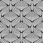 Design seamless monochrome checked pattern. Abstract diagonal twisted textured background. Vector art. No gradient