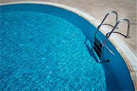 refraction - Sunlight reflected in swimming pool, Puglia, Italy Stock Photo - Premium Royalty-Freenull, Code: 6121-08228692