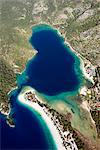 Turkey, Mediterranean, Aegean Turquoise coast, Oludeniz near Fethiye, Blue Lagoon & Belcekiz beach Stock Photo - Premium Rights-Managed, Artist: robertharding, Code: 862-08273974
