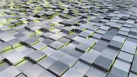 silver box - A background image of some silver metallic cubes Stock Photo - Royalty-Freenull, Code: 400-08298960