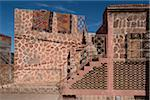 Building exterior of home, Marrakesh, Morocco