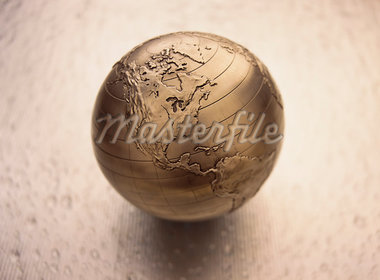 Globe North and South America    Stock Photo - Premium Rights-Managed, Artist: David Muir, Code: 700-00069407