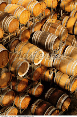 Winery    Stock Photo - Premium Rights-Managed, Artist: R. Ian Lloyd, Code: 700-00090880