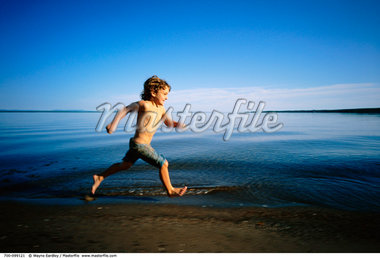 Running    Stock Photo - Premium Rights-Managed, Artist: Wayne Eardley, Code: 700-00099121