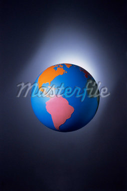 Globe Stock Photo - Premium Royalty-Freenull, Code: 604-00223479