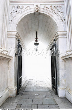 Marble Arch, London, England    Stock Photo - Premium Rights-Managed, Artist: Philip Rostron, Code: 700-00430356