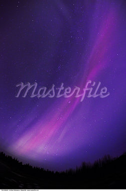 Northern Lights, British Columbia, Canada    Stock Photo - Premium Rights-Managed, Artist: Alec Pytlowany, Code: 700-00528263