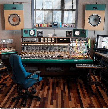 Mixing Board in Recording Studio    Stock Photo - Premium Rights-Managed, Artist: Edward Pond, Code: 700-00529039