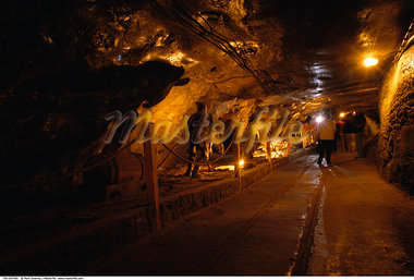 Wieliczka Salt Mine, Krakow, Poland    Stock Photo - Premium Rights-Managed, Artist: Mark Downey, Code: 700-00547490
