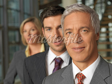 Portrait of Business People    Stock Photo - Premium Rights-Managed, Artist: Matthias Tunger, Code: 700-01173286