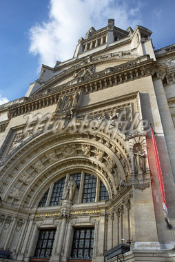 Entrance to Victoria and Albert Museum, London, England    Stock Photo - Premium Rights-Managed, Artist: Graham French, Code: 700-01183092