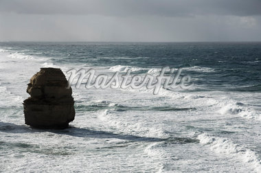 The Twelve Apostles, Port Campbell National Park, Victoria, Australia    Stock Photo - Premium Royalty-Free, Artist: Jochen Schlenker, Code: 600-01200157