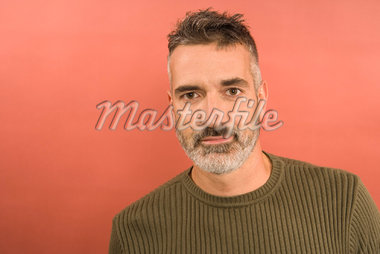 Portrait of Man    Stock Photo - Premium Rights-Managed, Artist: Klick, Code: 700-01586226