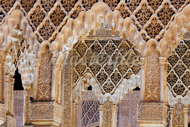 Alhambra, Granada, Spain    Stock Photo - Premium Rights-Managed, Artist: Jeremy Woodhouse, Code: 700-01587208