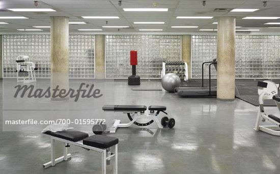 Empty Gym - Stock Photos Empty Gym Wallpaper