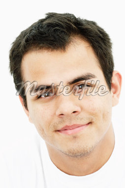 Portrait of Man    Stock Photo - Premium Royalty-Free, Artist: Masterfile, Code: 600-01695483