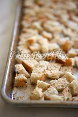 Croutons    Stock Photo - Premium Royalty-Free, Artist: Michael Alberstat, Code: 600-01716228